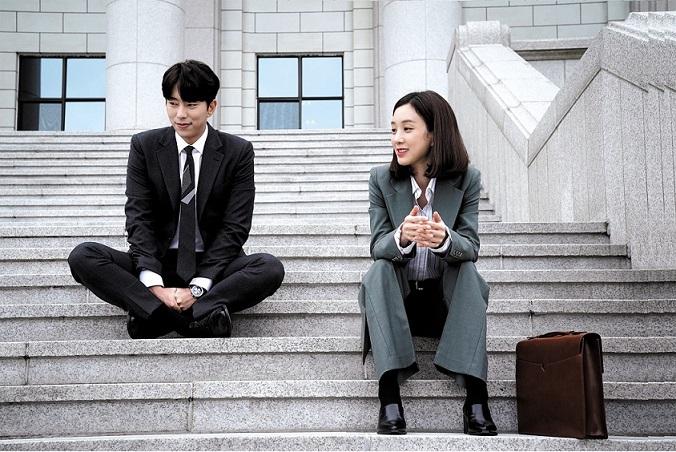 ユン・ヒョンミン、チョン・リョウォン、魔女の法廷