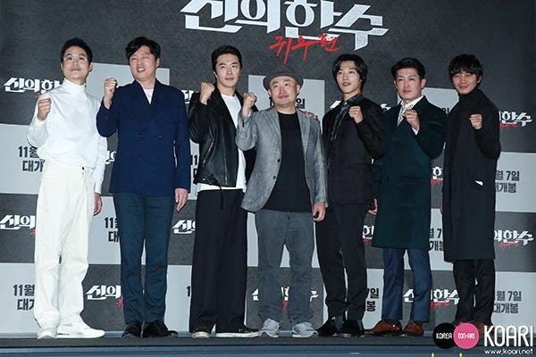 キム・ソンギュン,キム・ヒウォン,クォン・サンウ,リ・ゴン,ウ・ドファン,ホ・ソンテ,ウォン・ヒョンジュン