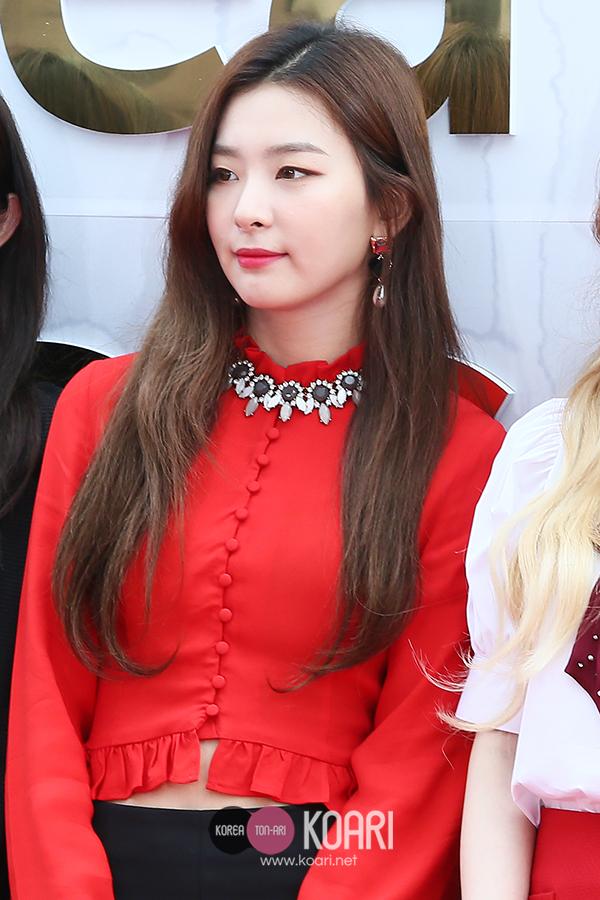 Red Velvet、スルギ