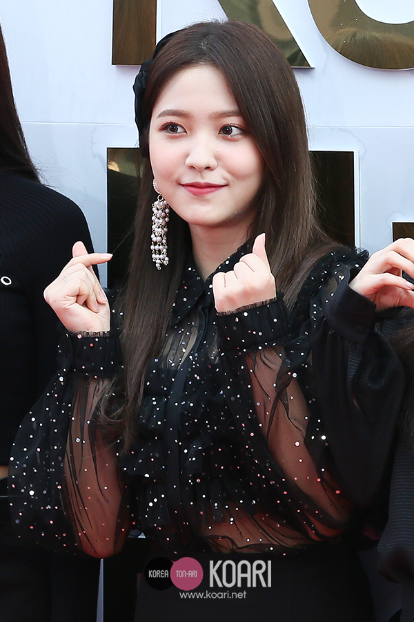 Red Velvet、イェリ