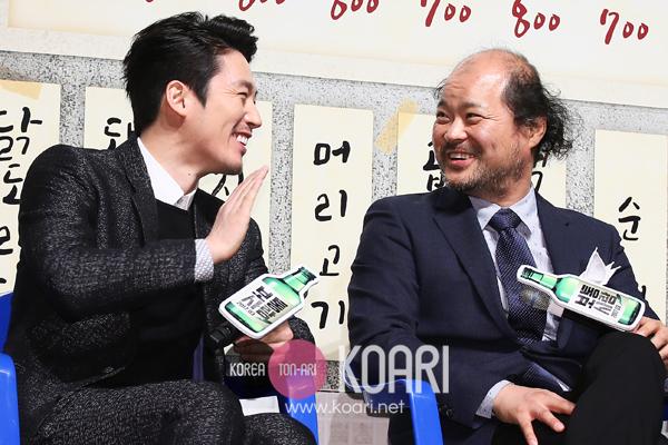 チャン・ヒョク、キム・サンホ