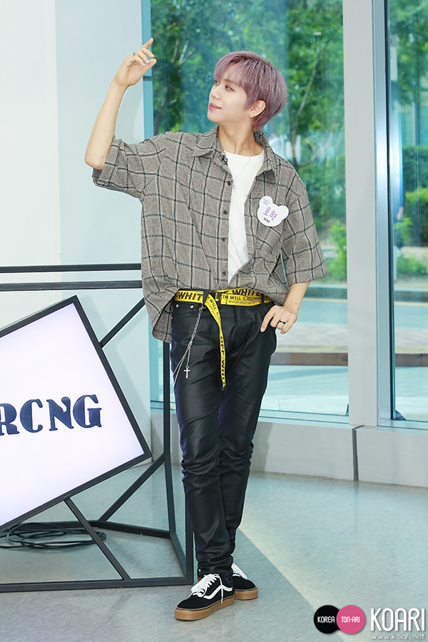 TRCNG,ホヒョン
