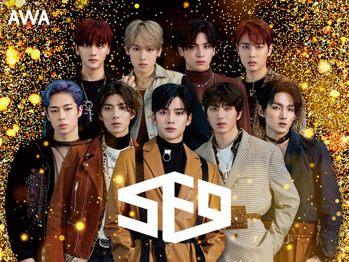 SF9,韓国アイドル