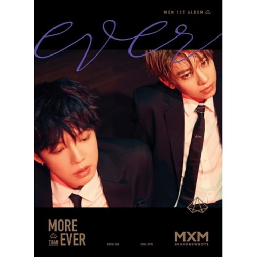 MORE THAN EVER [正規1集/EVER Ver.]