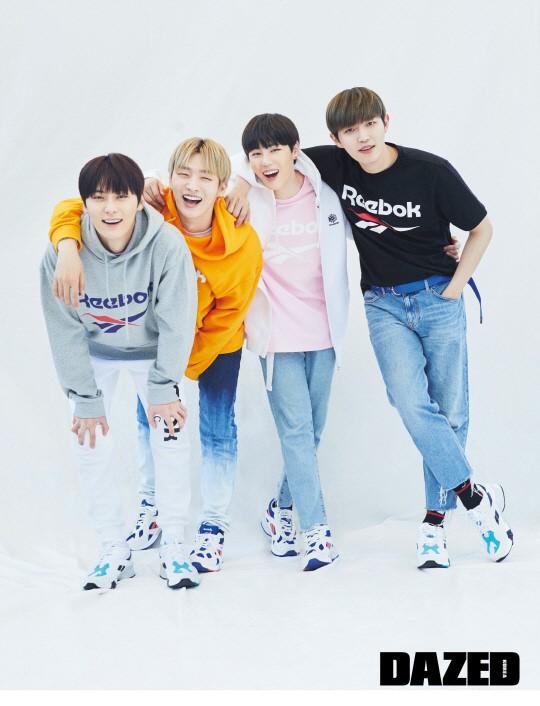 ファン・ミンヒョン,ユン・ジソン,ハ・ソンウン,キム・ジェファン,Wanna One