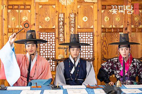 韓国ドラマ,コッパダン,キム・ミンジェ,パク・ジフン,ピョン・ウソク,