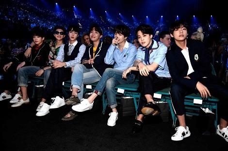 BTS グラミー賞