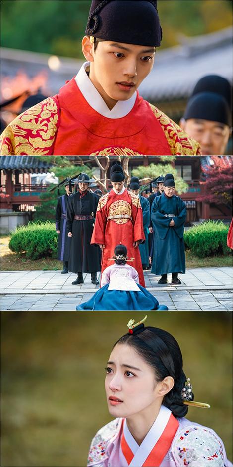 王になった男,ヨ・ジング,イ・セヨン