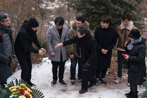 カン・ドンウォン,キム・ヨンソク,チャン・ジュンファン監督,ヨ・ジング,イ・ヒジュン,