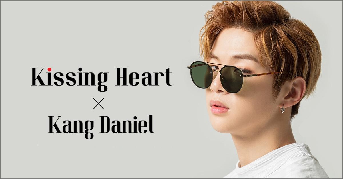 カン・ダニエル,Wanna One,ワナワン,ダニエル,Kissing Heart