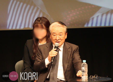 大阪韓国映画祭,イ・スンジェ,