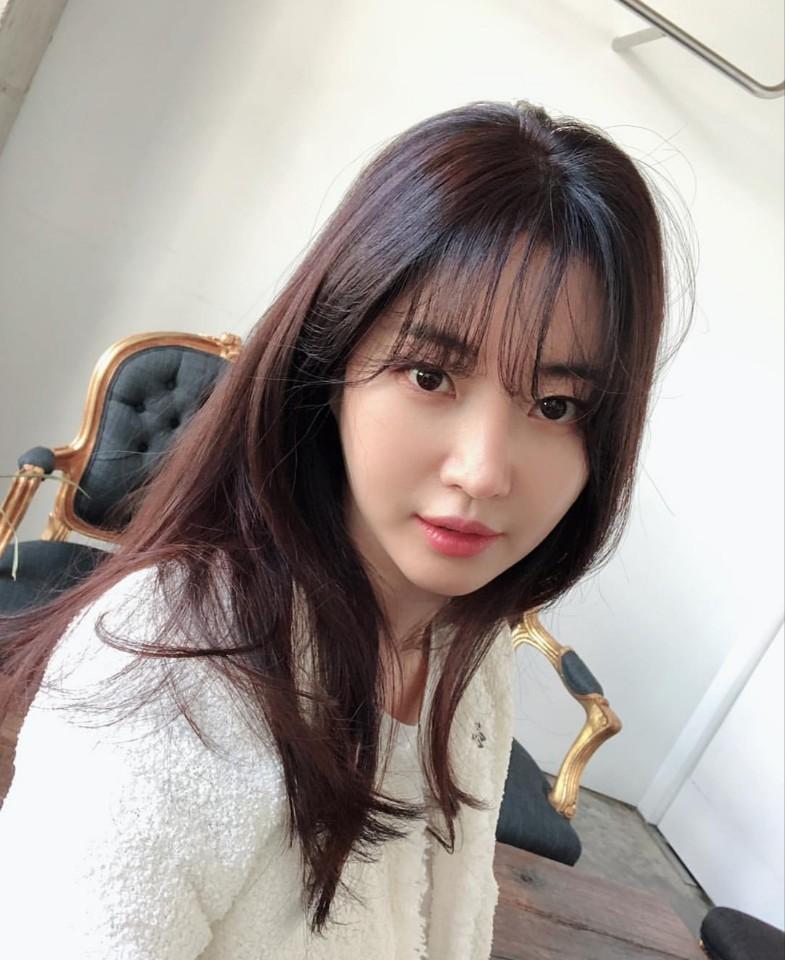 韓国前髪,韓国女優,韓国髪型,KimSaRang,김사랑,キム・サラン
