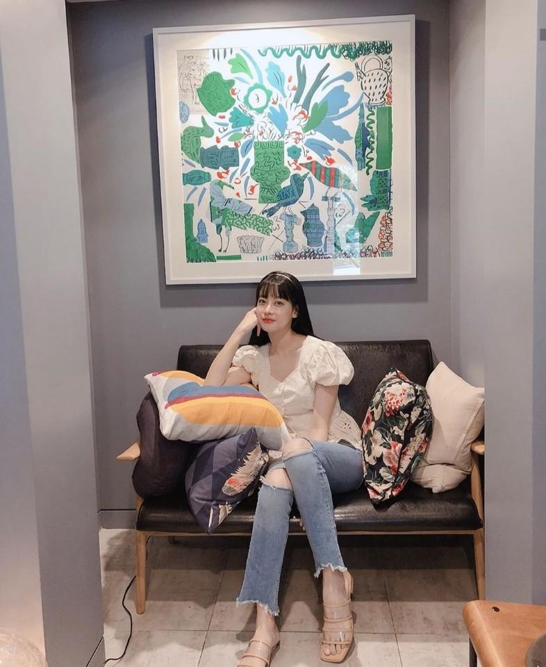 韓国前髪,韓国女優,韓国髪型,オヨンソ,オ・ヨンソ,오연서