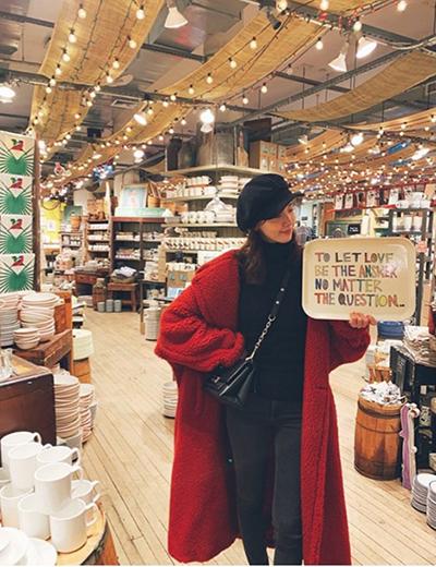 ユナ,YooNa,少女時代,Kbeauty,韓国帽子,韓国ファッション,韓国流行,韓国ビューティー