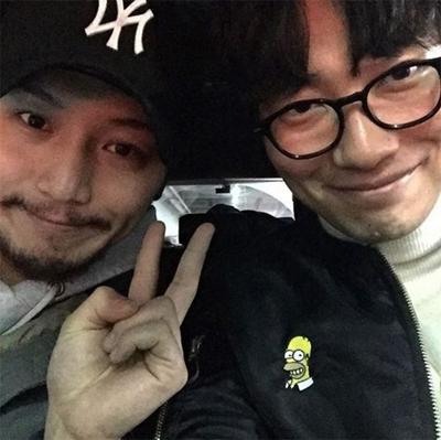 イ・ドンフィ&ピョン・ヨハン