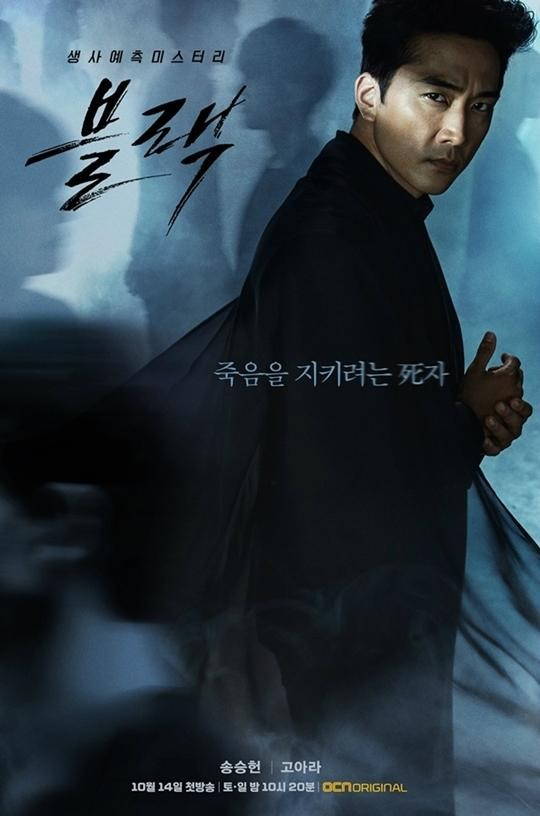 ブラック,ソン・スンホン,Ara,コ・アラ,韓国ドラマ,韓ドラ
