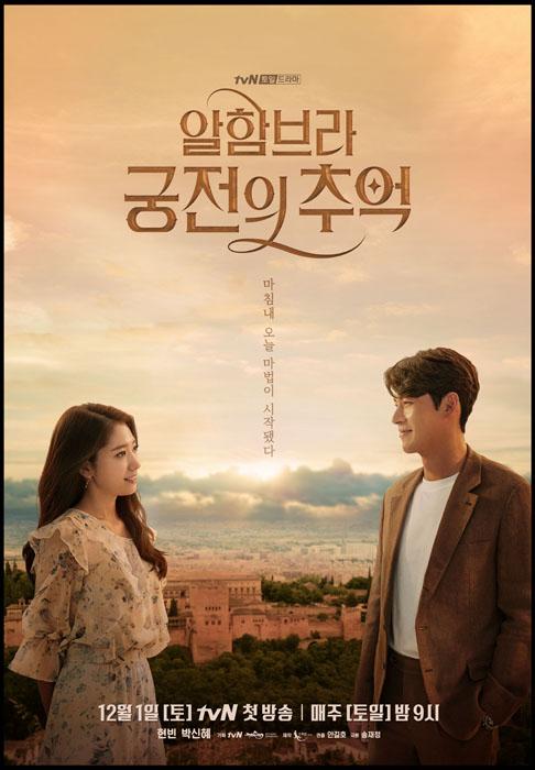 アルハンブラ宮殿の思い出,アルハンブラの思い出,ヒョンビン,パク・シネ,韓国ドラマ,韓ドラ,