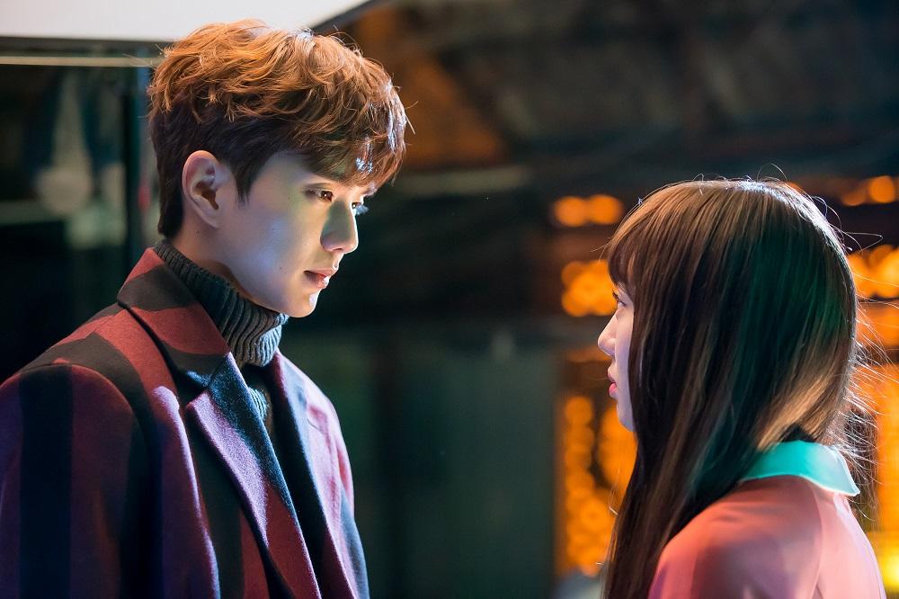 ロボットじゃない、ユ・スンホ