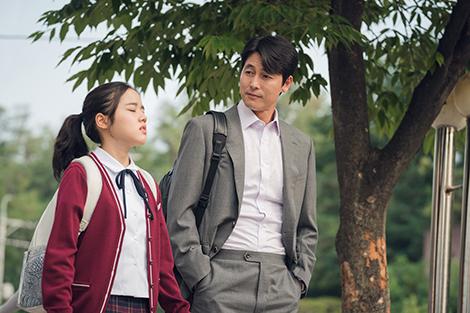 無垢なる証人,チョン・ウソン,キム・ヒャンギ, JungWooSung,InnocentWitness