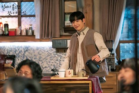 韓国ドラマ,天気がよければ訪ねて行きます,ソ・ガンジュン,