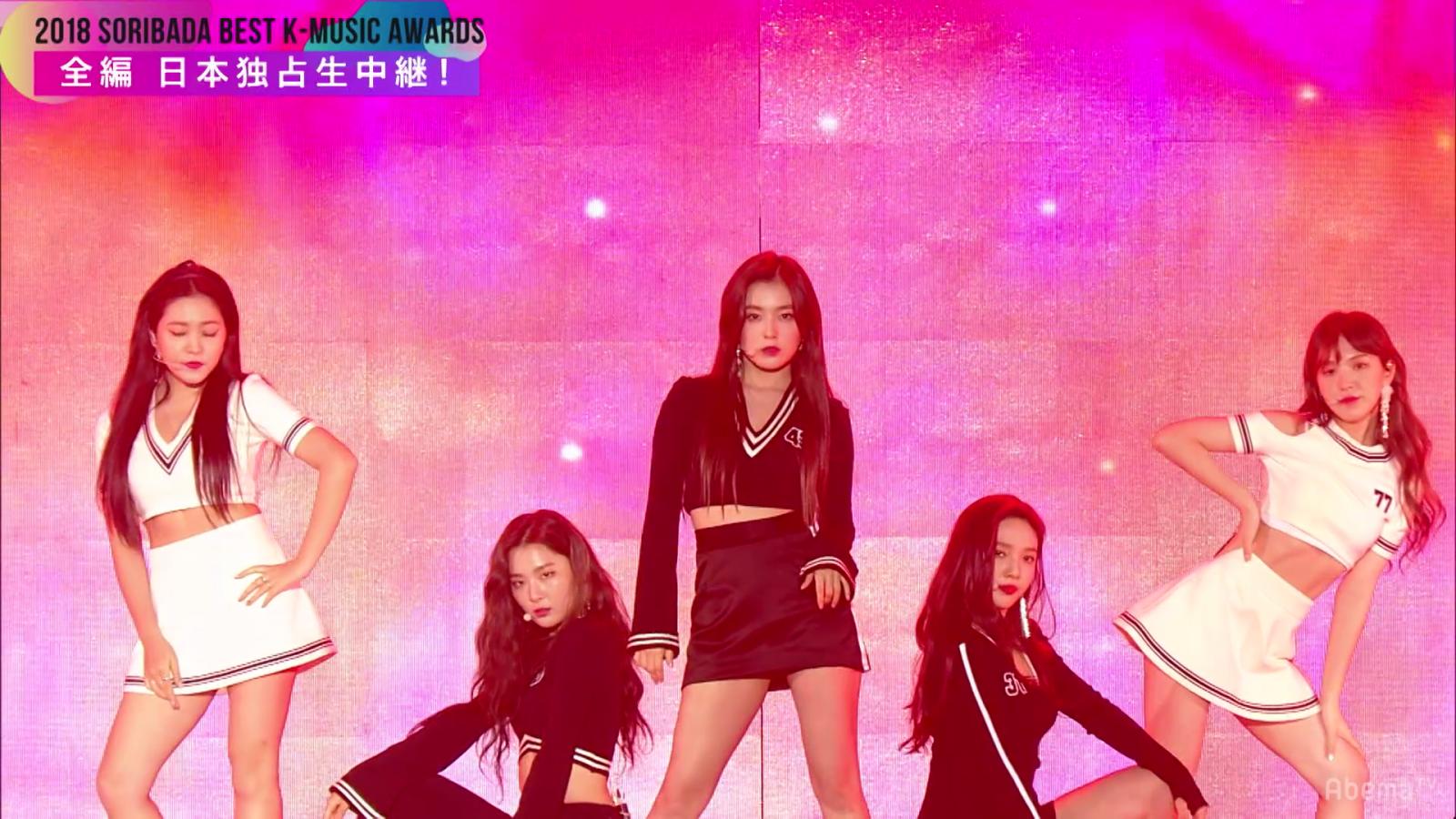 Red Velvet、レッドベルベット
