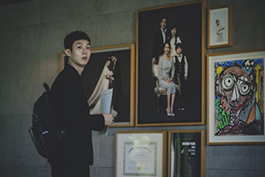 チェ・ウシク,ChoiWooShik.パラサイト,寄生虫,parasite