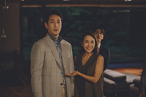 parasite,パラサイト,寄生虫,イ・ソンギュン,チョ・ヨジョン