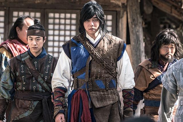 逆賊-民の英雄ホン・ギルドン-,ユン・ギュンサン,