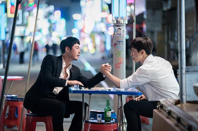 ジュノ,2PM,チャン・ヒョク,油っこいロマンス