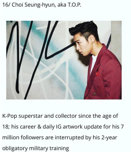 BIGBANG,T.O.P,