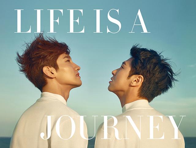 東方神起,LIFE IS A JOURNEY,