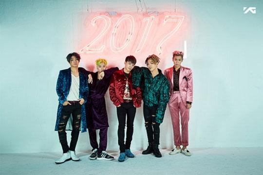 BIGBANG'S 2017 WELCOMING COLLECTION,BIGBANG,
