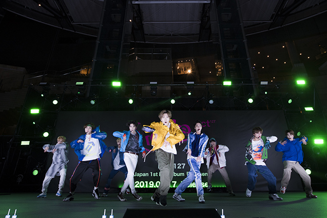 NCT 127,