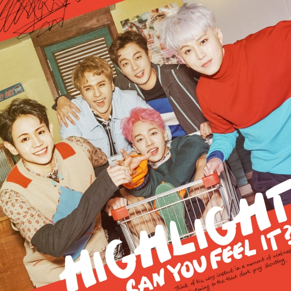 Highlight,CAN YOU FEEL IT?,