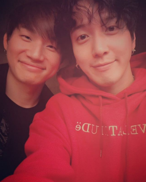 CNBLUE,ジョン・ヨンファ,BIGBANG,D-LITE,