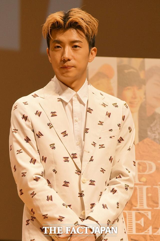 ウヨン,2PM,