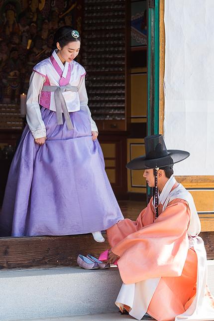 ユン・シユン,チン・セヨン,チュ・サンウク,不滅の恋人