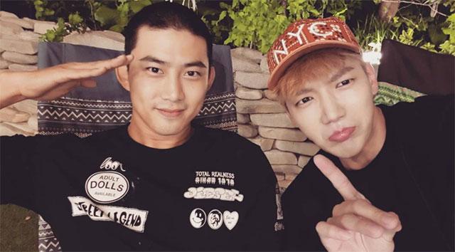 2PM,Jun.K,テギョン,