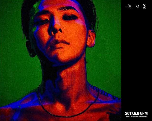 G-DRAGON,BIGBANG,