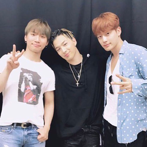 SE7EN,BIGBANG,SOL,D-LITE,
