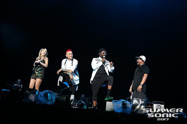 Black Eyed Peas,