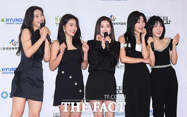 DREAM CONCERT,Red Velvet