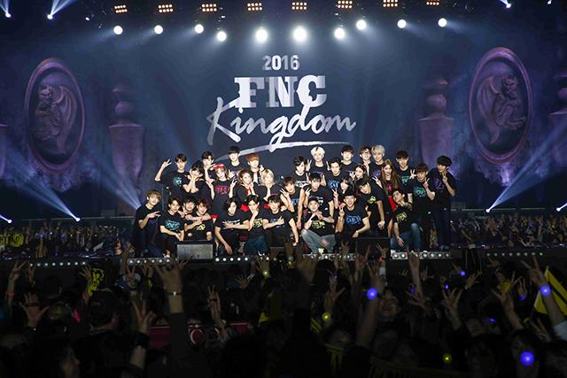 FNC KINGDOM,