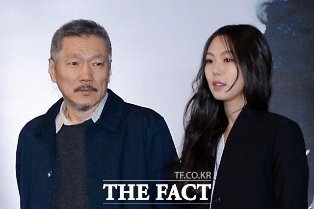 ホン・サンス監督,キム・ミニ,