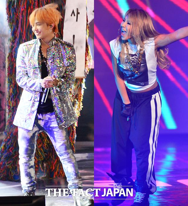 G-DRAGON,CL,2016 SAF 歌謡大祭典,