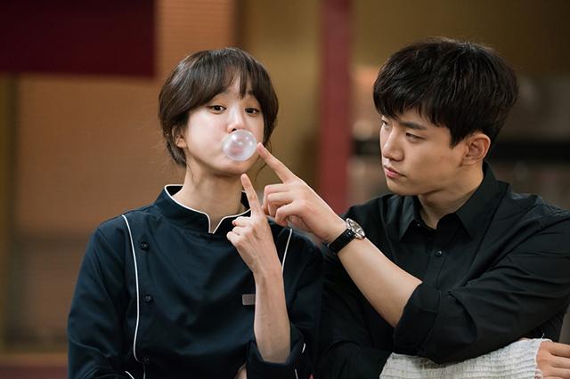 ジュノ,2PM,チョン・リョウォン,油っこいロマンス