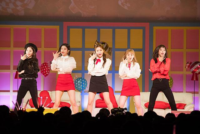 Red Velvet,