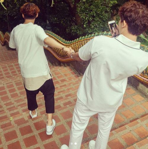 2PM,Jun.K,ニックン,