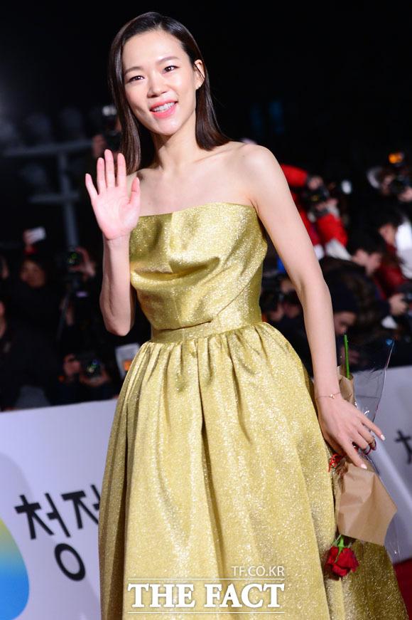 第37回青龍映画賞,ハン・イェリ,