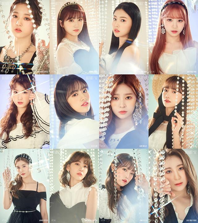 IZ*ONE,アイズワン,韓国アイドル,PRODUCE48,